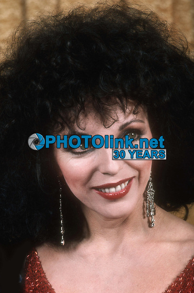 Joan Collins 1982<br /> Photo By Adam Scull/PHOTOlink.net