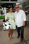 Stephanie Bachiero, Laddie Dill==<br /> LAXART 5th Annual Garden Party Presented by Tory Burch==<br /> Private Residence, Beverly Hills, CA==<br /> August 3, 2014==<br /> &copy;LAXART==<br /> Photo: DAVID CROTTY/Laxart.com==