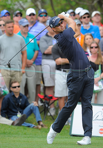 23.03.2014. Bay Hill Club, Orlando, Florida, USA.  Adam Scott during the final round of the Arnold Palmer Invitational at Arnold Palmer's Bay Hill Club & Lodge in Orlando, Florida. March 23, 2014.