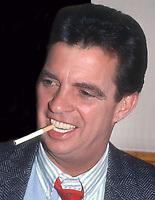 Morton Downey Jr. 1990<br /> Photo By John Barrett/PHOTOlink