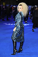 "Tallia Storm<br /> arriving for the ""Blue Story"" premiere at the Curzon Mayfair, London.<br /> <br /> ©Ash Knotek  D3534 14/11/2019"