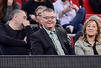 ACB president Francisco Roca during Finals match of 2017 Mini King's Cup at Fernando Buesa Arena in Vitoria, Spain. February 19, 2017. (ALTERPHOTOS/BorjaB.Hojas) /NortEPhoto.com