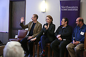 Northwestern University on Broadway, March 18, 2017,<br /> <br /> Photo by Bruce Gilbert