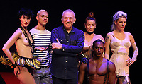 Jean Paul Gaultier: Fashion Freak Show press preview held at Queen Elizabeth Hall, South Bank , London on July 23rd 2019<br /> <br /> Photo by Keith Mayhew