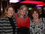 Heidi Evans, Laura Robertson and Shera Alberti-Annunzio during the Sheep Dip 53 Show at the Eldorado Hotel & Casino on Friday night, Jan. 13, 2017.