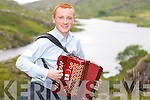 TG4: Jack Healy, Gap of Dunloe, Beaufort, who is through to the final 10 of TG4's Nollaig No.1, which begins in September.   Copyright Kerry's Eye 2008