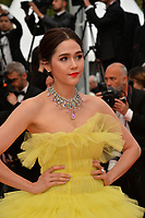 "Araya A. Hargate at the gala screening for ""Sink or Swim"" at the 71st Festival de Cannes, Cannes, France 13 May 2018<br /> Picture: Paul Smith/Featureflash/SilverHub 0208 004 5359 sales@silverhubmedia.com"
