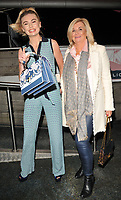 Georgia &quot;Toff&quot; Toffolo and Nicola Toffolo at the Mark Hill haircare brand launch party, MV Hispaniola, Victoria Embankment, London, England, UK, on Wednesday 07 March 2018.<br /> CAP/CAN<br /> &copy;CAN/Capital Pictures