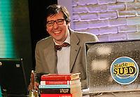 Luigi Fischetti nella nuova edizione del programma rai &quot; Made in Sud&quot;<br /> 11 marzo 2014