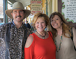 Jon, Kelly Helton and Ronda during the Taste of the Comstock in Virginia City on Saturday, June 10, 2017.