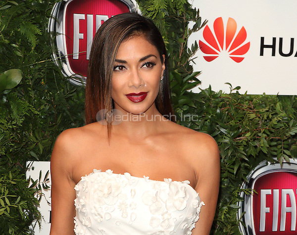 Nicole Scherzinger at the One For The Boys Charity Ball, Victoria and Albert Museum, London on June 12th 2016<br /> CAP/ROS<br /> &copy;Steve Ross/Capital Pictures /MediaPunch ***NORTH AND SOUTH AMERICAS ONLY***