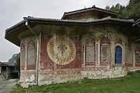 BG81259.JPG BULGARIA, VELIKO TARNOVO, MONASTERY OF TRANSFIGURATION, PREOBRAJENSKI MONASTERY, 1360, 1825