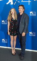 Amanda Seyfried, Ethan Hawke at the First Reformed photocall, 74th Venice Film Festival in Italy on 31 August 2017.<br /> <br /> Photo: Kristina Afanasyeva/Featureflash/SilverHub<br /> 0208 004 5359<br /> sales@silverhubmedia.com
