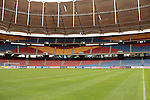 Malaysia vs Syria during the Olympic Qualifying 2012 Group C stage match on November 23, 2011 at the National Stadium in Kuala Lumpur, Malaysia. Photo by World Sport Group