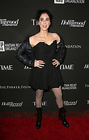 LOS ANGELES, CA - JANUARY 5: Sarah Silverman, at the J/P HRO &amp; Disaster Relief Gala hosted by Sean Penn at Wiltern Theater in Los Angeles, Caliornia on January 5, 2019.            <br /> CAP/MPI/FS<br /> &copy;FS/MPI/Capital Pictures