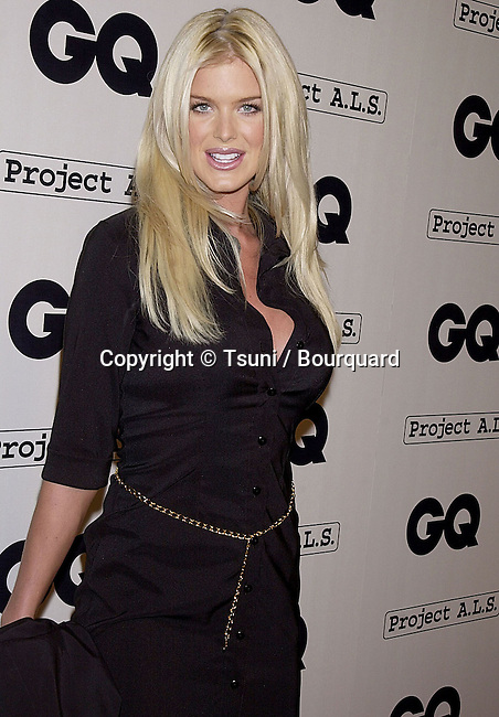 Feb 15, 2001; Los Angeles, CA, USA; <br /> GQ magazine celebrates 2nd annual Hollywood issue at the &quot;Factory Space&quot; in Los Angeles<br />           -            SilvstedtVictoria07.jpg