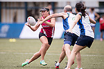Linklaters vs Standard Chartered during Swire Touch Tournament on 03 September 2016 in King's Park Sports Ground, Hong Kong, China. Photo by Marcio Machado / Power Sport Images