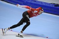 SCHAATSEN: HEERENVEEN: Thialf, Essent ISU World Cup, 02-03-2012, 1500m Division B, Bram Smallenbroek (AUT), ©foto: Martin de Jong