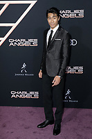 """LOS ANGELES - NOV 11:  Chris Pang at the """"Charlie's Angels"""" Premiere at the Village Theater on November 11, 2019 in Westwood, CA"""