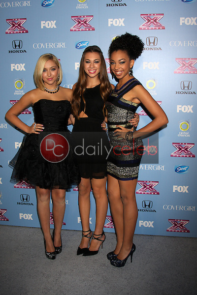 Summer Reign, Celine Polenghi, Millie Thrasher<br />