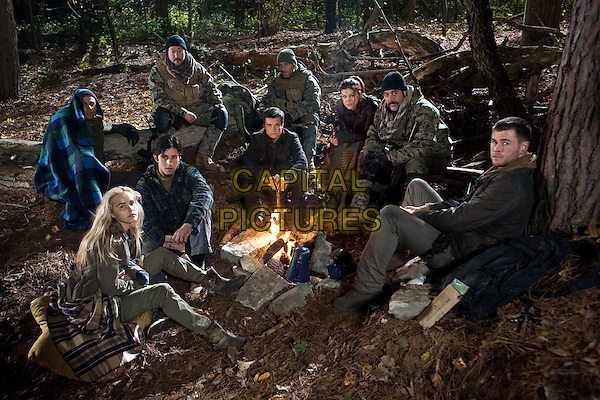 Red Dawn (2012)<br /> Josh Peck, Chris Hemsworth, Josh Peck 	Josh Peck, Josh Hutcherson,  Adrianne Palicki, Isabel Lucas, Connor Cruise, Jeffrey Dean Morgan<br /> *Filmstill - Editorial Use Only*<br /> CAP/KFS<br /> Image supplied by Capital Pictures