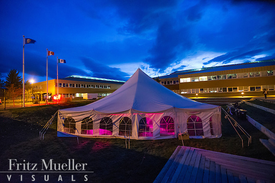 Student Orientation Music Festival at Yukon College, Whitehorse, Yukon