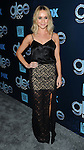 """Becca Tobin arriving at the"""" GLEE 100th Episode Celebration"""" held at Chateau Marmont West Hollywood, Ca. March 18, 2014."""