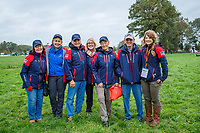 The USA Connections. 2019 Military Boekelo-Enschede International Horse Trials. Friday 11 October. Copyright Photo: Libby Law Photography
