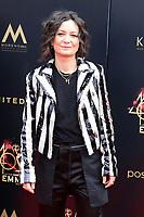 LOS ANGELES - MAY 5:  Sara Gilbert at the 2019  Daytime Emmy Awards at Pasadena Convention Center on May 5, 2019 in Pasadena, CA