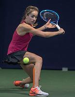 Hilversum, Netherlands, December 4, 2016, Winter Youth Circuit Masters, Julie Belgraver (NED)<br /> Photo: Tennisimages/Henk Koster
