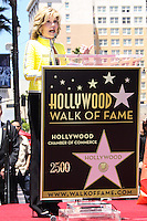 HOLLYWOOD, CA - JUNE 20: Jennifer Lopez is honored with a star on the Hollywood Walk Of Fame June 20, 2013 in Hollywood, California. (Photo by Celebrity Monitor)