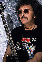 Black Sabbath: Tony Iommi: 1995<br /> Photo Credit: Eddie Malluk