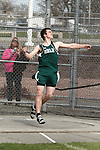 Photograph from the 2010 Mt. Rainier Lutheran High School track and field season.