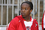 16 May 2008: Atlanta's Stephanie Smith. The Atlanta Silverbacks Women defeated the Carolina Railhawks Women 5-0 at WakeMed Stadium in Cary, NC in a 2008 United Soccer League W-League regular season game.