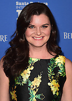 "SANTA BARBARA, CA - JANUARY 31:  Heather Tom at the 33rd Santa Barbara International Film Festival Opening Night Film - ""The Public"" at the Arlington Theatre on January 31, 2018 in Santa Barbara, California. (Photo by Scott Kirkland/PictureGroup)"