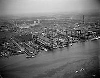 Juni 1965.  Cockerill Ougree scheepswerf.
