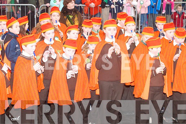 The 2007 Tralee St Patricks Day Parade on Saturday..
