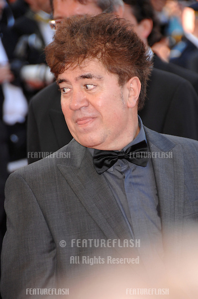 "Pedro Almodovar at screening for ""No Country for Old Men"" at the 60th Annual International Film Festival de Cannes. .May 19, 2007  Cannes, France..© 2007 Paul Smith / Featureflash"