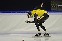 SCHAATSEN: HEERENVEEN: IJsstadion Thialf 05-02-2016, Topsporttraining en wedstrijd, Hein Otterspeer, ©foto Martin de Jong