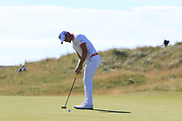 Haydn Porteous (RSA) on the 18th during Round 1 of the Dubai Duty Free Irish Open at Ballyliffin Golf Club, Donegal on Thursday 5th July 2018.<br /> Picture:  Thos Caffrey / Golffile