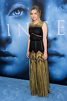 Hannah Murray at the season seven premiere for &quot;Game of Thrones&quot; at the Walt Disney Concert Hall, Los Angeles, USA 12 July  2017<br /> Picture: Paul Smith/Featureflash/SilverHub 0208 004 5359 sales@silverhubmedia.com