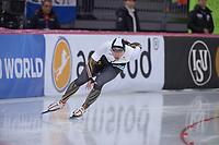 SPEEDSKATING: HAMAR: Vikingskipet, 28-02-2020, ISU World Speed Skating Championships,  Sprint, 500m Men, Tatsuya Shinhama (JPN), ©photo Martin de Jong