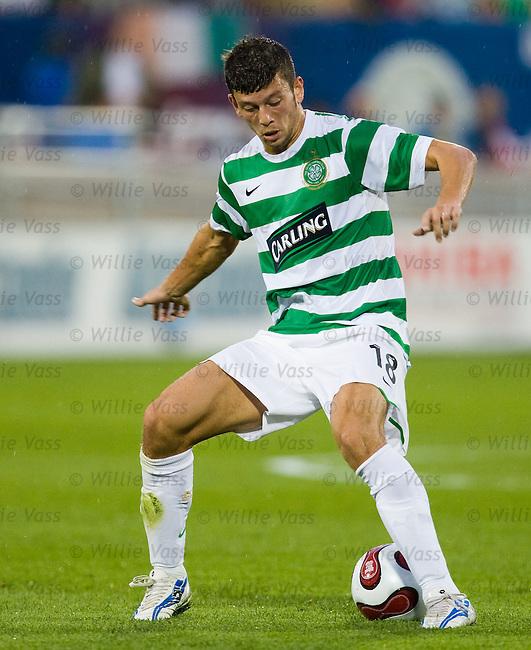 Massimo Donati, Celtic