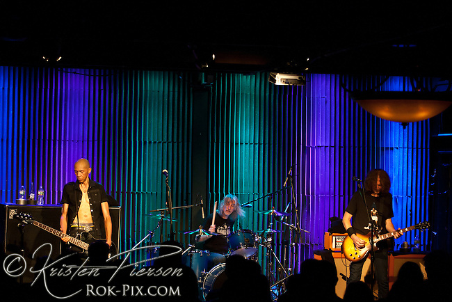 King's X performing at Tupelo Music Hall, Londonderry, New Hampshire