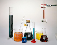 LABGLASS: HEAT RESISTANT PYREX, KIMAX<br />