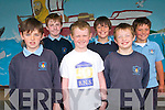 Castleisland Boys National School are celebrating 50 years in College Road this year and to mark the occasion they are having a major celebration at the school this week. .Back L-R Sean Spillane, Paul Walsh and Luke Walsh .Front L-R  Lorcan Hickey, Darragh Griffin and Ben Cooney.