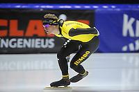 SCHAATSEN: HEERENVEEN: IJsstadion Thialf, 04-02-15, Training World Cup, Gerben Jorritsma, ©foto Martin de Jong