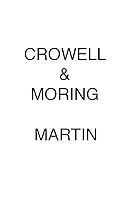 Crowell & Moring Martin