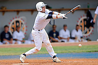 16 May 2010:  FIU's Jose Behar (8) bats in the eighth inning as the FIU Golden Panthers defeated the University of South Alabama Jaguars, 5-0, at University Park Stadium in Miami, Florida.