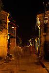 Ghostly Street - Lantern Festival, Nguyen Thai Hoc St, Hoi An, Viet Nam